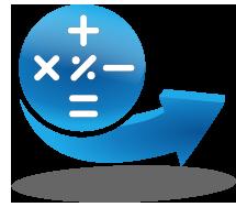 iTariff Simulator logo